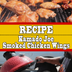 Fast and Easy Smoked Chicken Wings