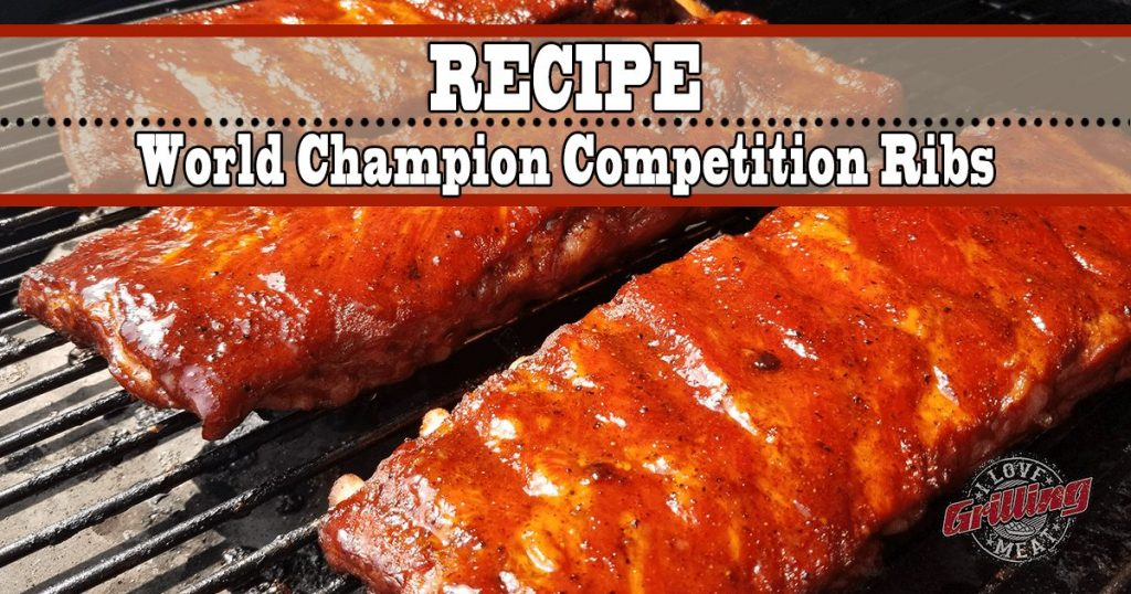 World Champion Competition Ribs