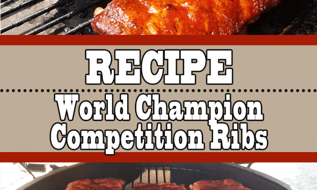World Champion Competition Ribs (Tips and Secrets)