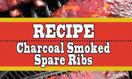Smoked Spare Ribs Recipe (How to Smoke Spare Ribs on the BBQ)