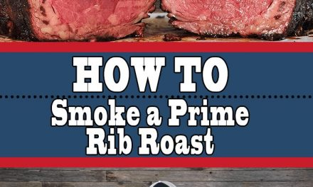 How To Smoke a Prime Rib Roast