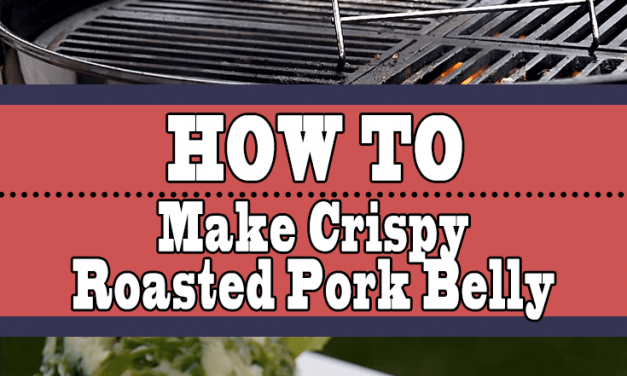 How to make Crispy Roasted Pork Belly