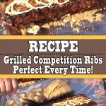 Grilled Competition Ribs (Perfect Every Time)