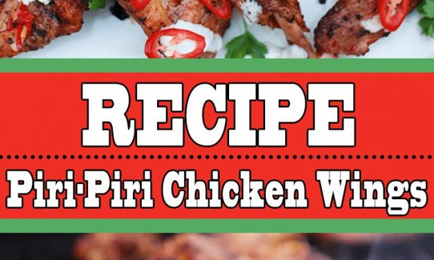 Piri Piri Chicken Wings