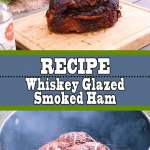 Whiskey Glazed Smoked Ham Recipe